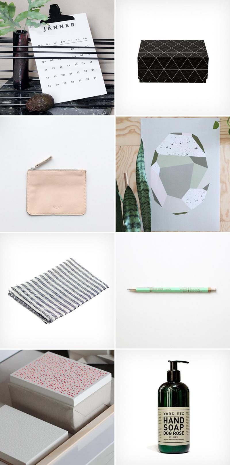 Gewinnspiel mit Die Sellerie, Neat Corner Shop und Falz & Vorsatz | we love handmade