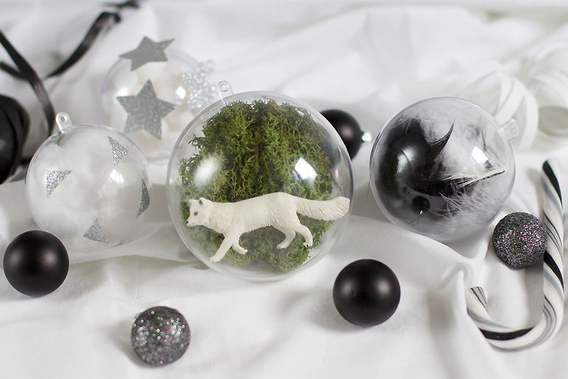 Individuelle Christbaumkugeln | we love handmade