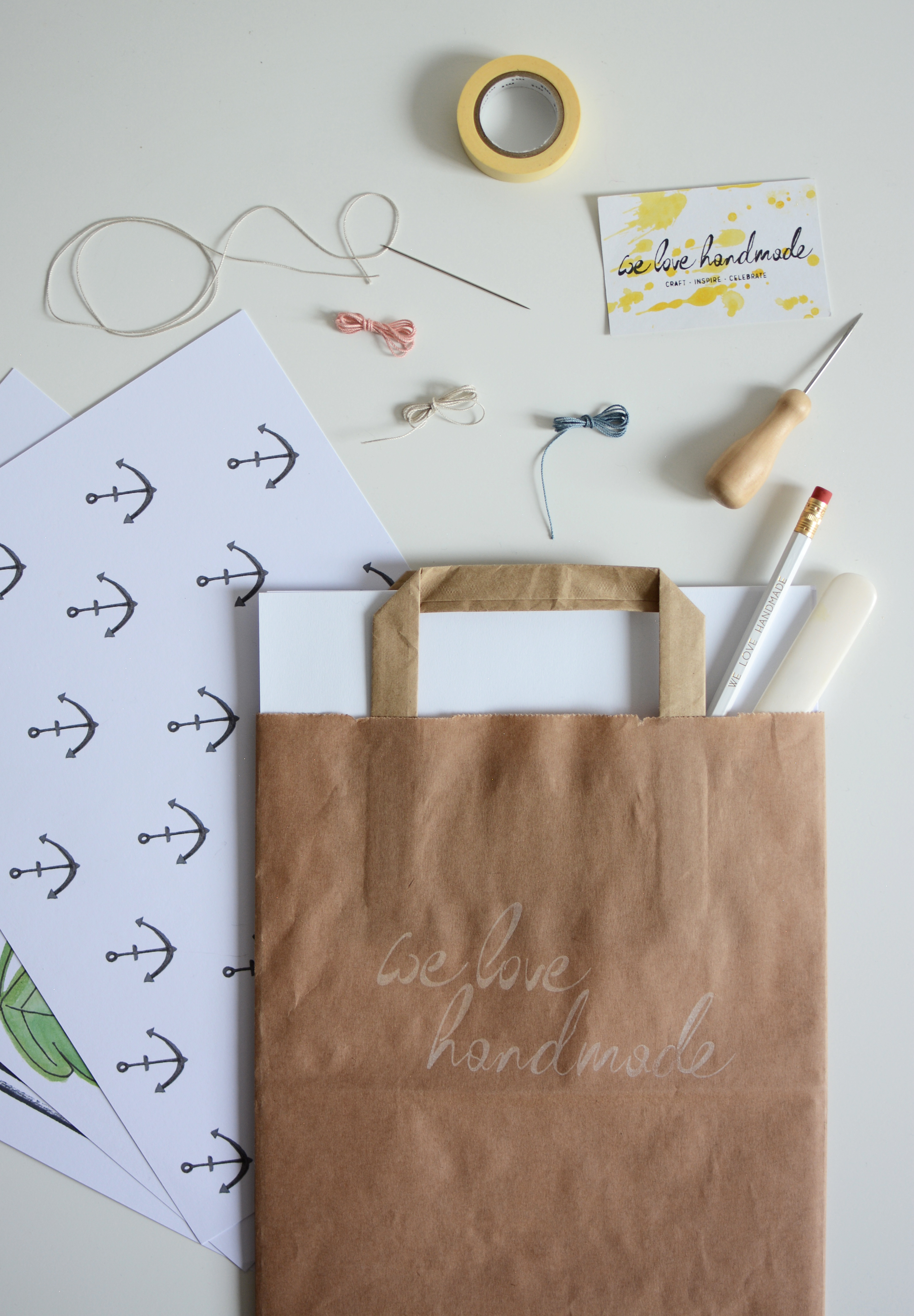 Craft-Kit Giveaway | we love handmade