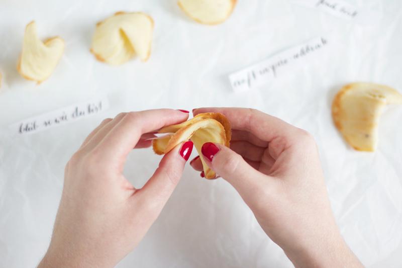 Glückskekse Selbermachen |we love handmade