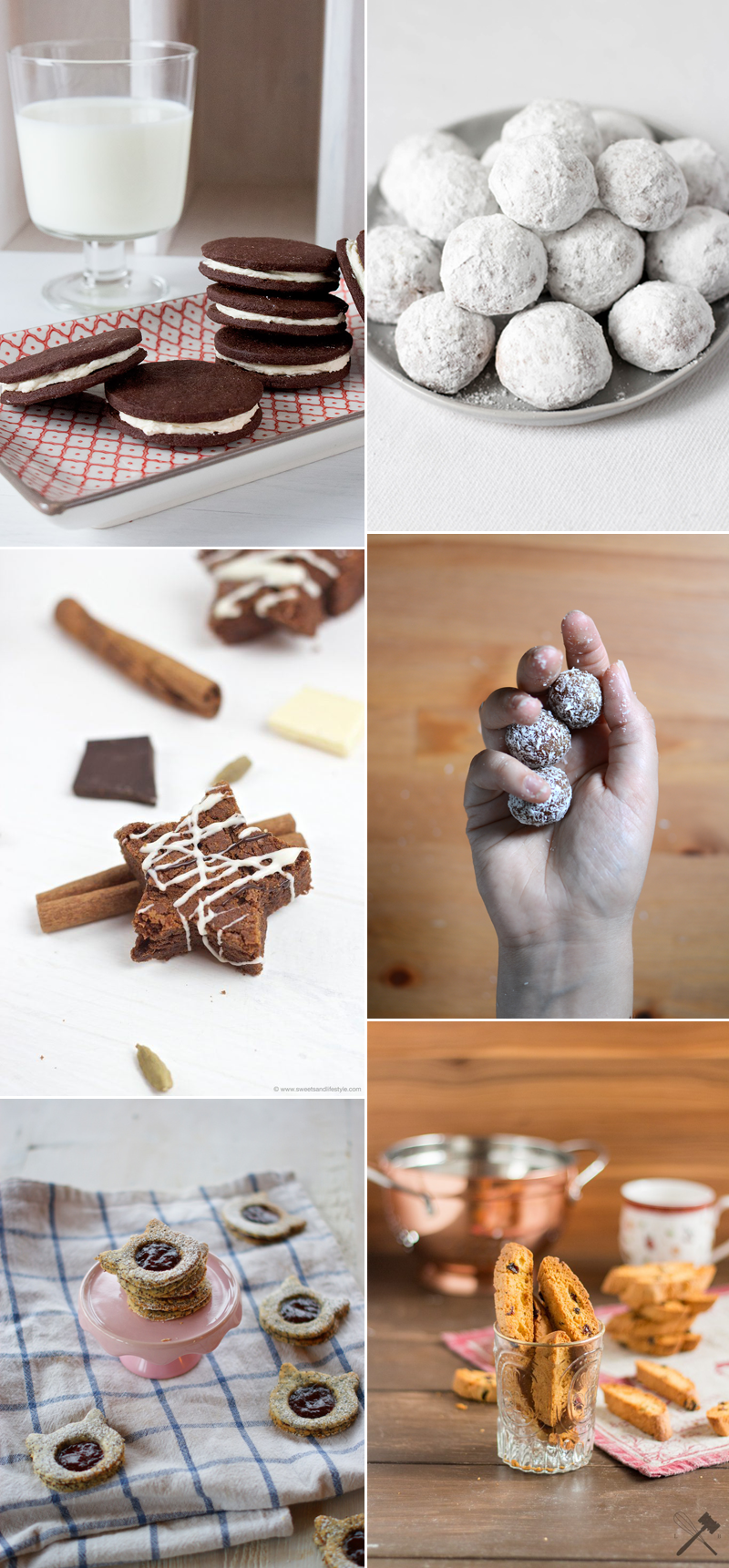 Keksrezepte: Inspiration | we love handmade