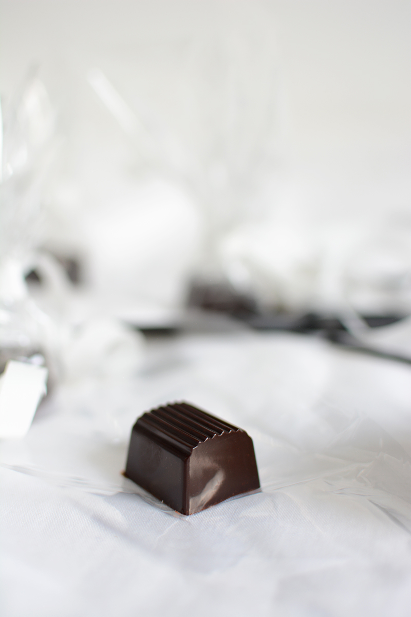 Rezept: Schokolade-Pralinen | we love handmade
