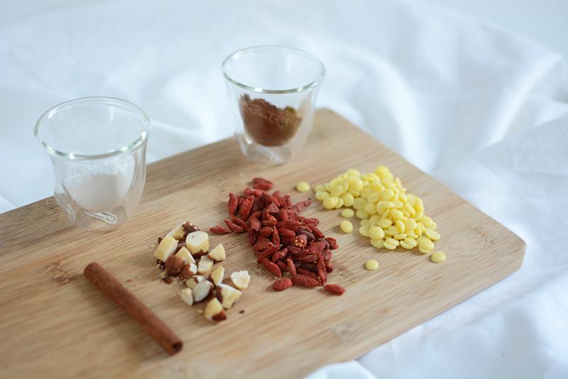 Schokolade Selbermachen: Zutaten | we love handmade