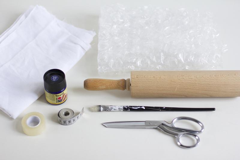 Material für Stempelwalze | we love handmade