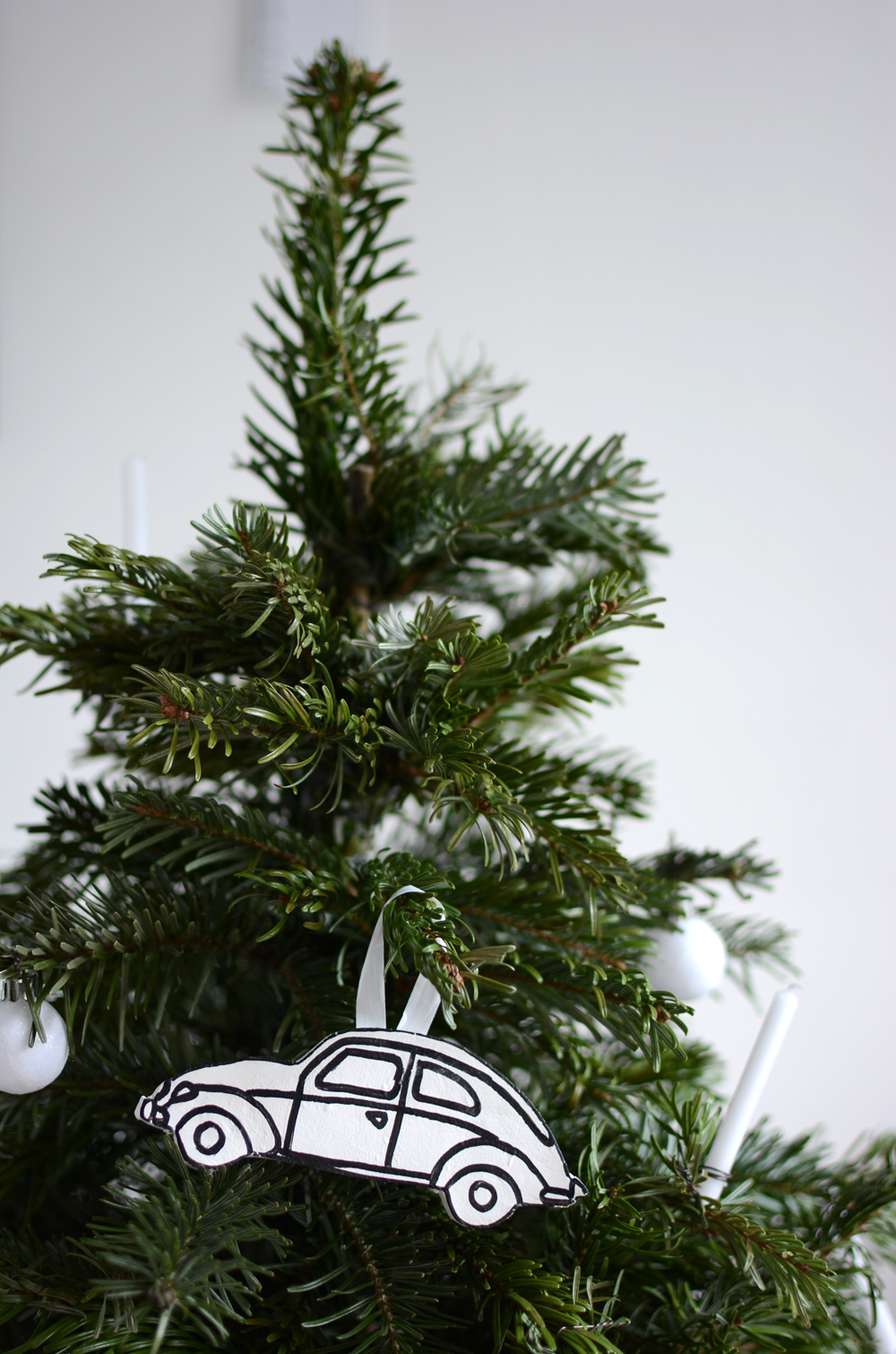 VW-Beetle für Christbaum | we love handmade
