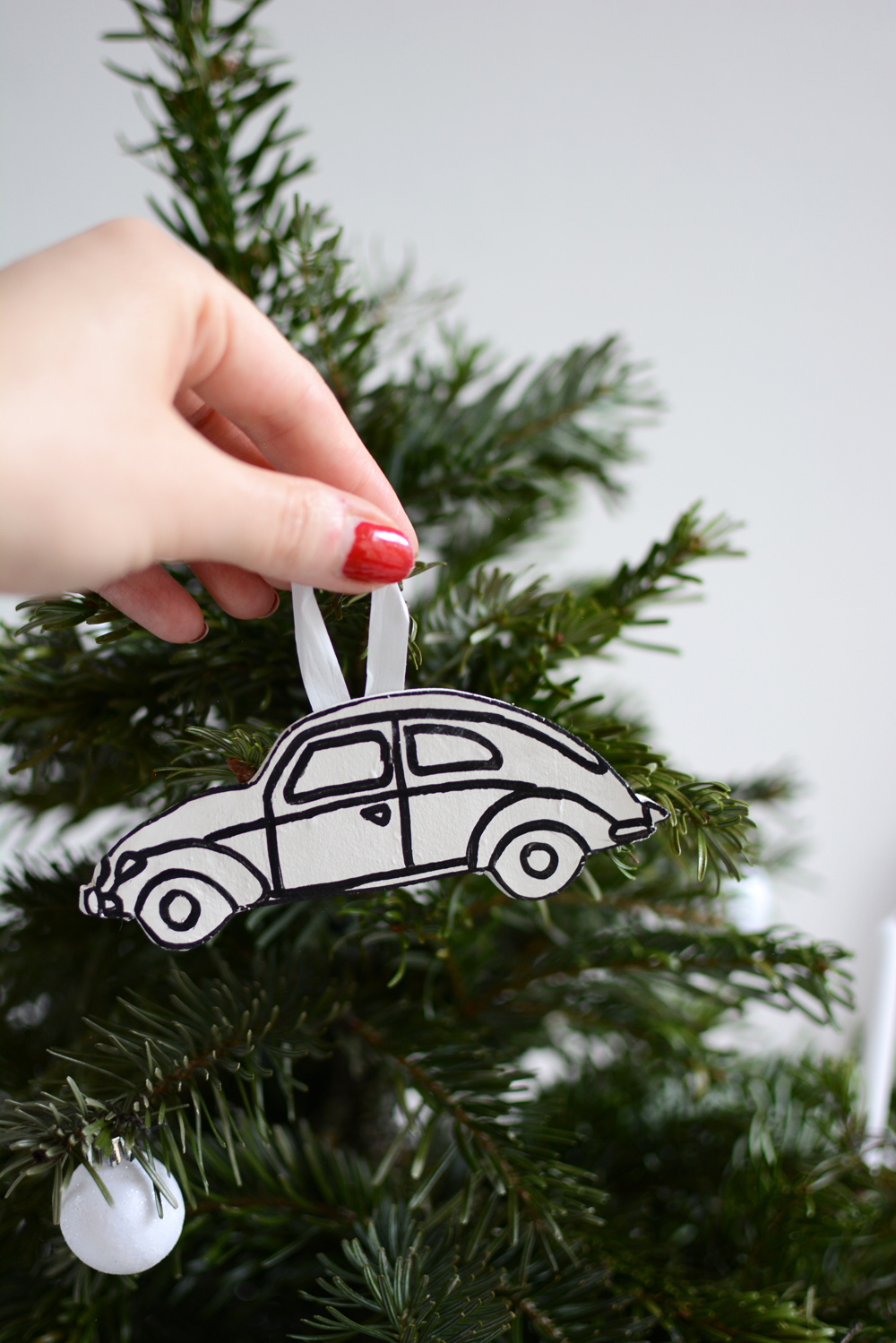 VW Christbaumschmuck | we love handmade