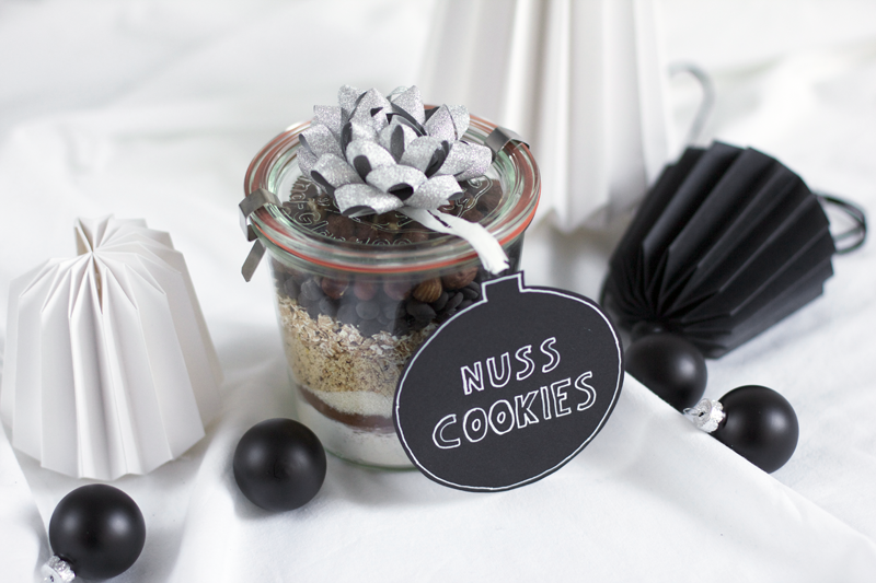 Nuss-Cookies | we love handmade