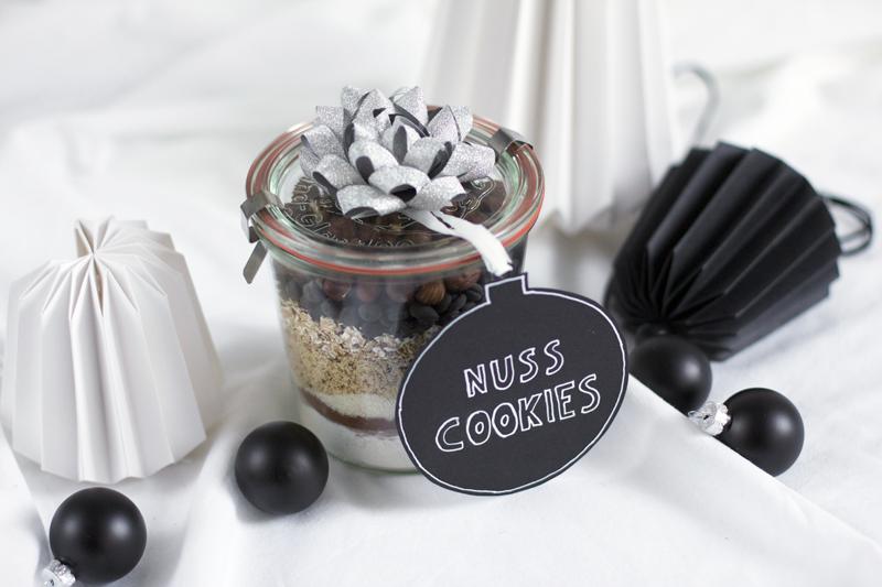 Nuss-Cookies | we love handmade