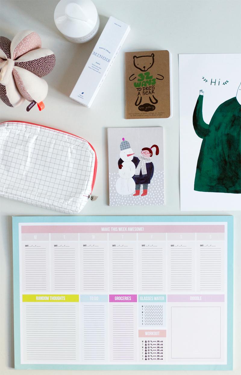 Der we love handmade Gift Guide für die ganze Familie | we love handmade