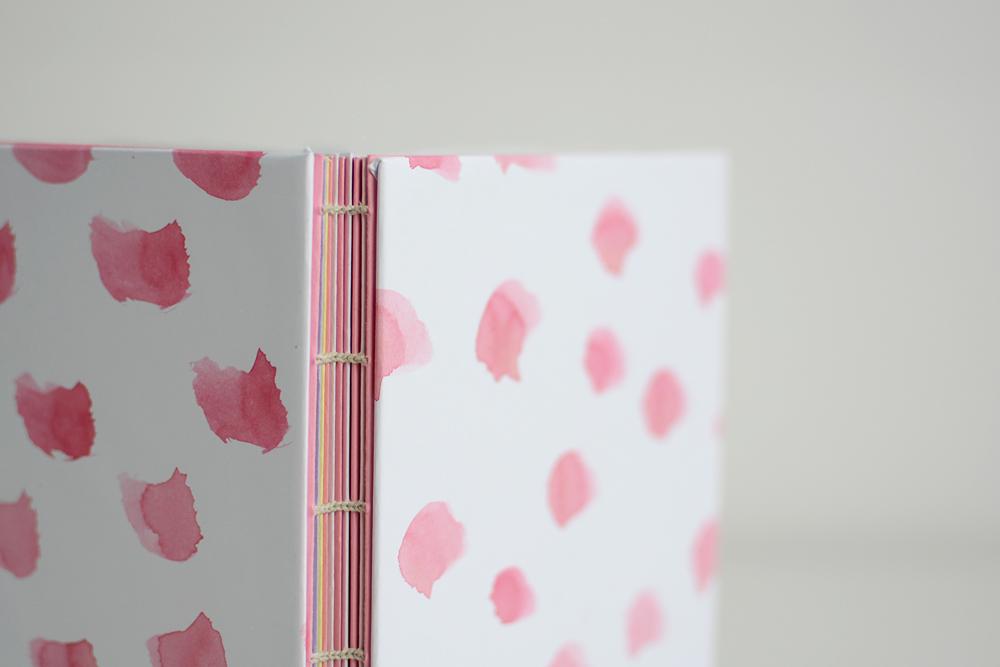 Notizbuch binden | welovehandmade