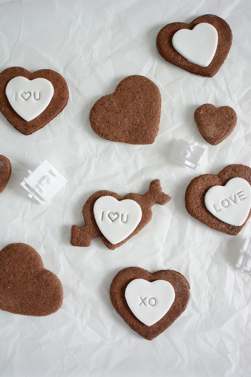 Rezept: Valentinstagskekse | we love handmade