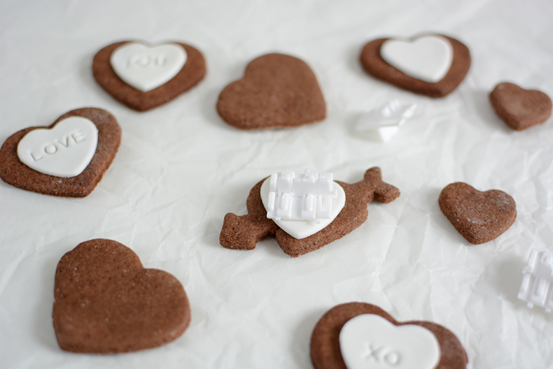 Valentines Day Cookies | we love handmade
