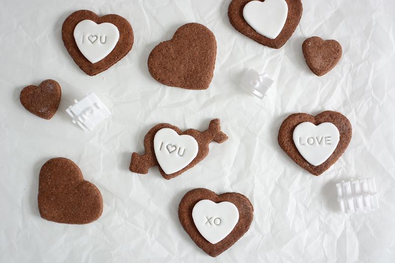 Valentinstagskekse | we love handmade