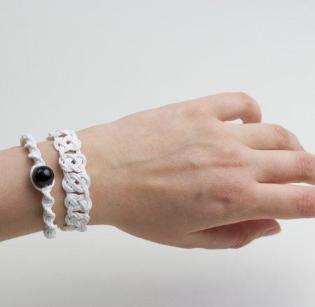 DIY: Makramee-Armbänder