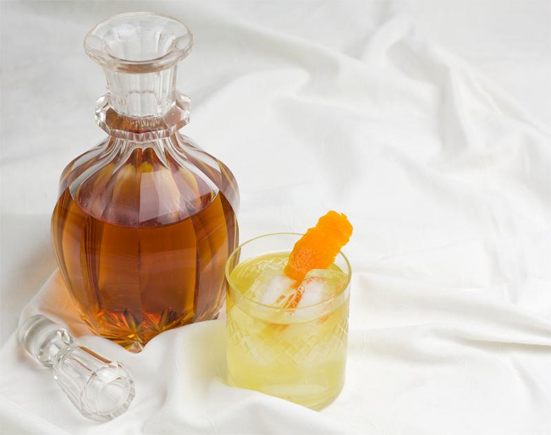 Drink: Chai infused Wintercocktail mit Salbei und Bourbon | we love handmade