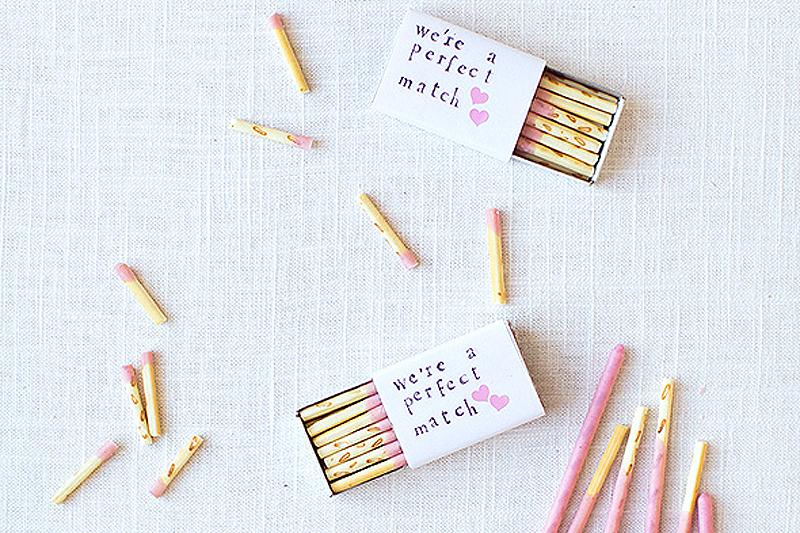 Valentinstag DIYS | we love handmade