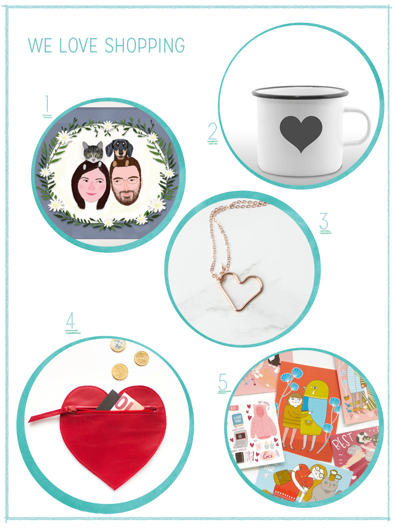 we love shopping: Valentinstag | we love handmade