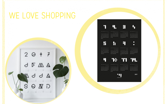 we love shopping: Wandkalender | we love handmade