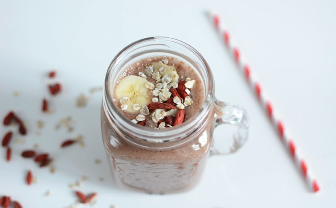 Breakfast Smoothie: Rezept | we love handmade