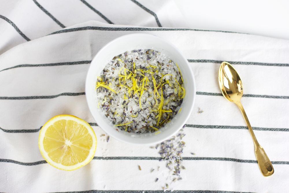 Badesalz Lavendel | we love handmade