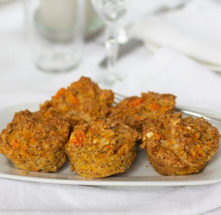 Food: Pikante Frühstücksmuffins