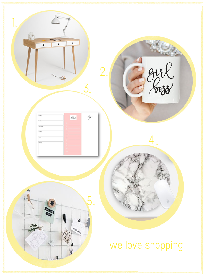 we love shopping: Home Office | we love handmade