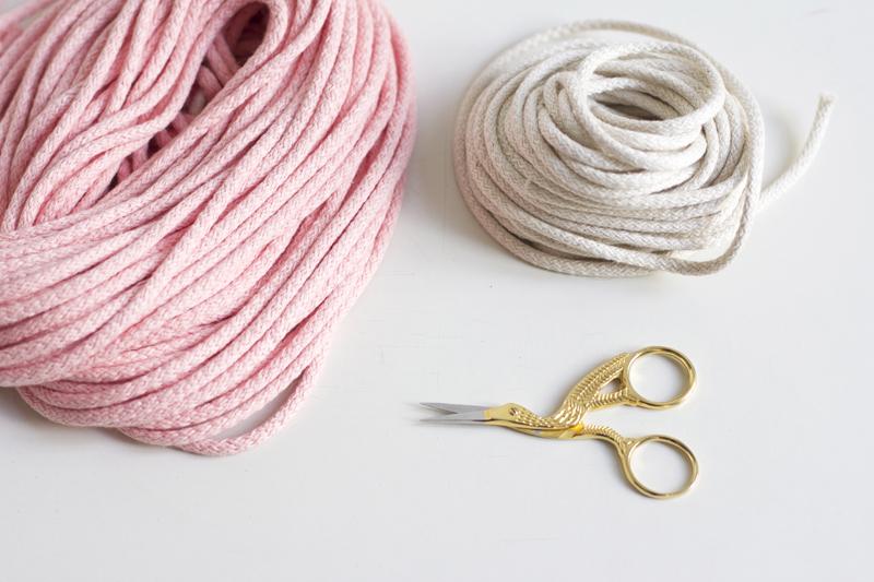 DIY: Makramee Einkaufstasche | we love handmade