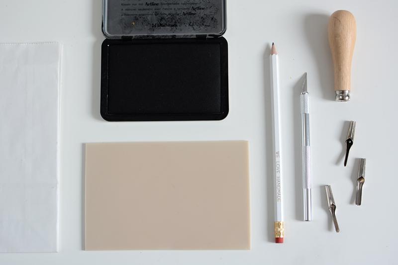 Oster-Stempel: Material | we love handmade
