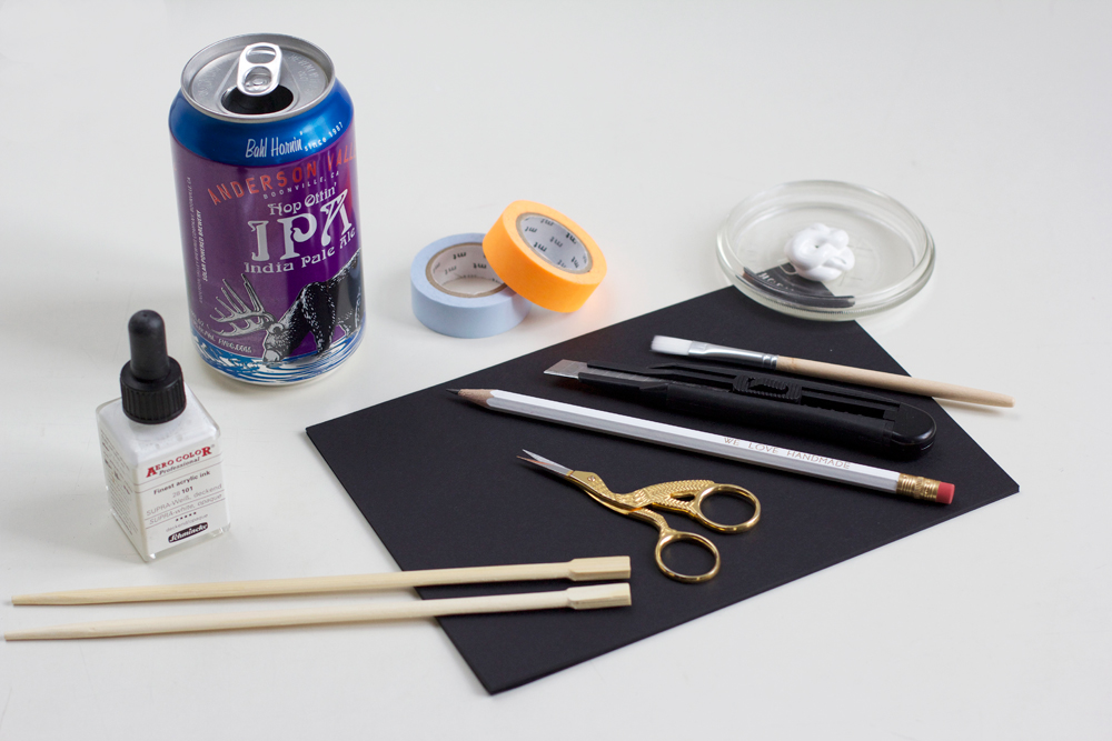 Cola Pen Material | we love handmade