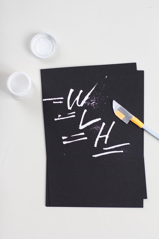 DIY: Schreiben mit Cola Pen |we love handmade