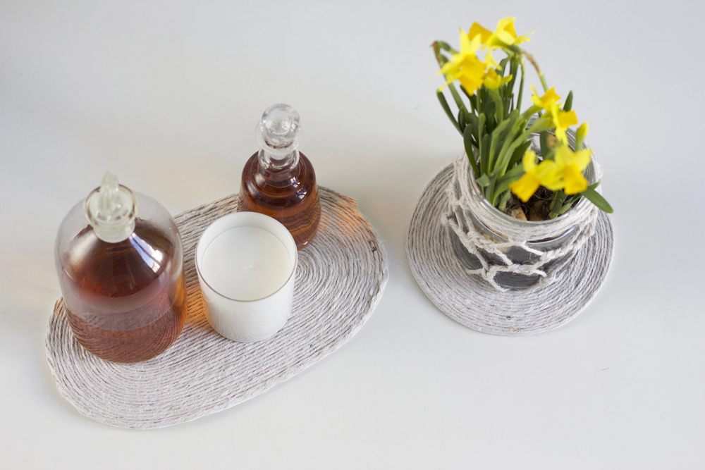 fertige Tischuntersetzer | we love handmade
