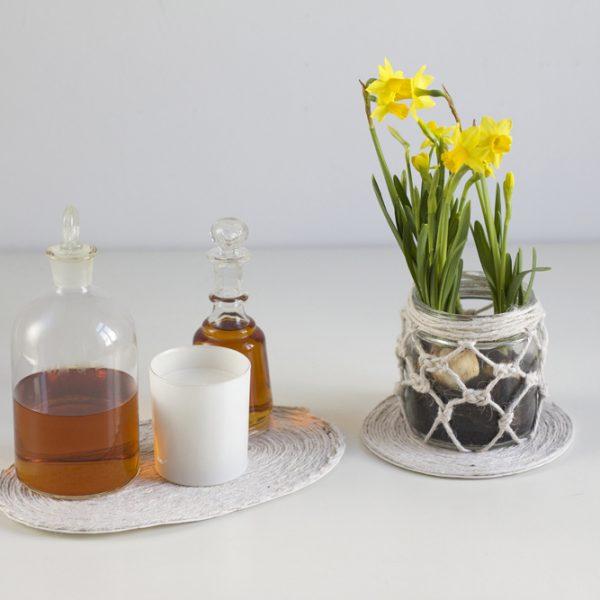 selbstgemachte Tischuntersetzer | we love handmade