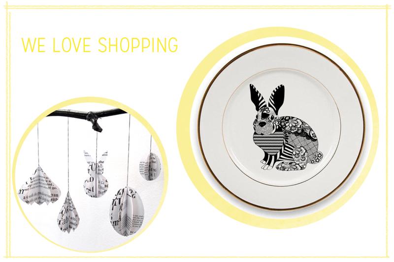 we love shopping: Osterfest 2017 |we love handmade