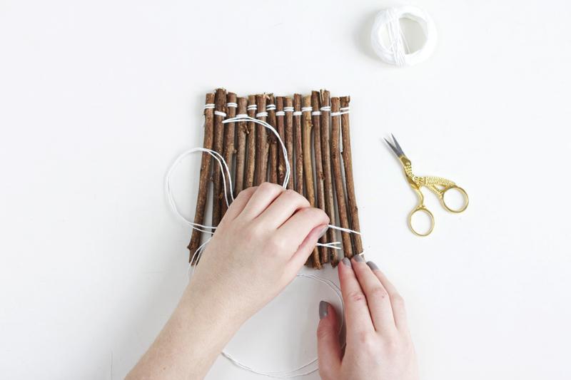 DIY: Holz-Untersetzer | we love handmade