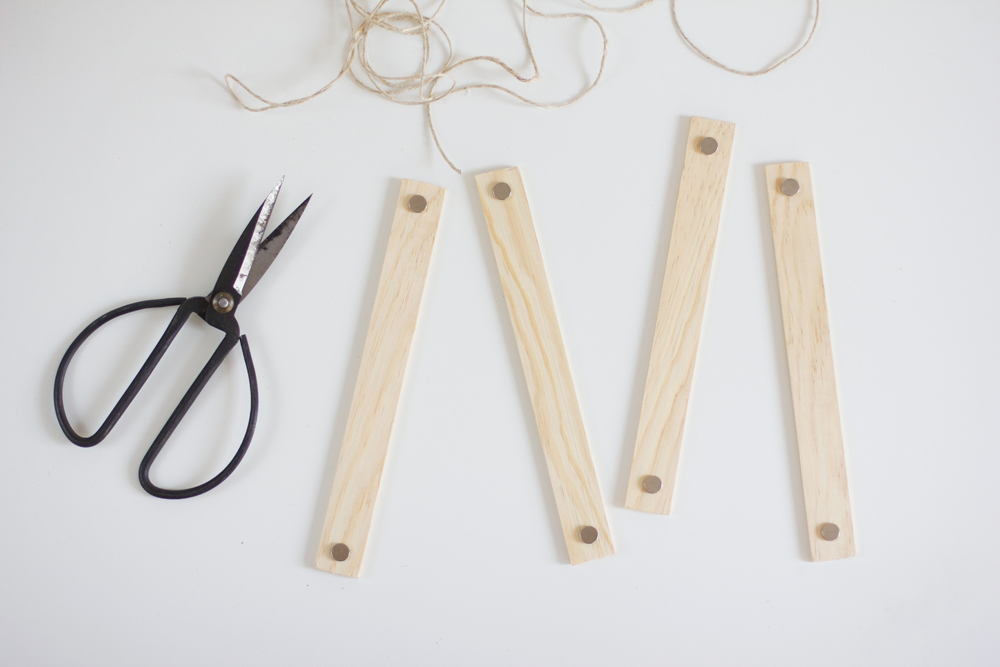 DIY: Bilderleiste | we love handmade
