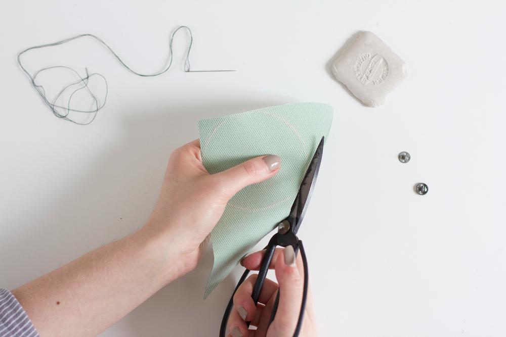 DIY: Kopfhörerhalter |we love handmade