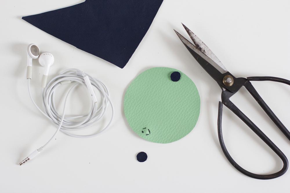Kopfhörerhalter selber machen |we love handmade