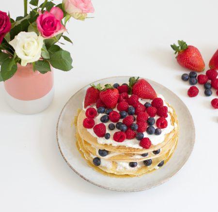 Food: Palatschinken-Torte