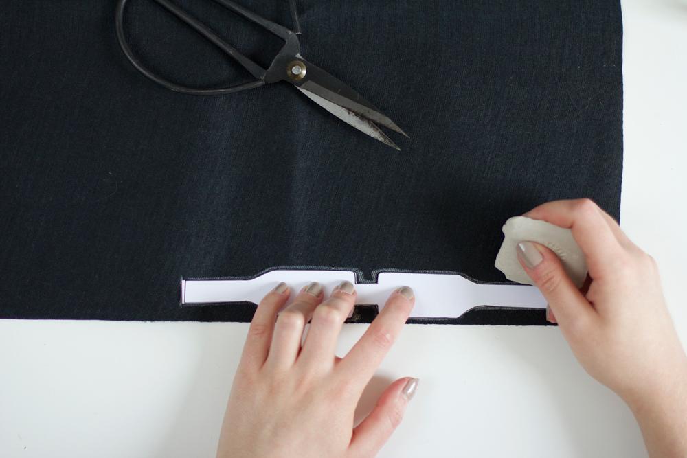 DIY: Ladekabelhalter | we love handmade