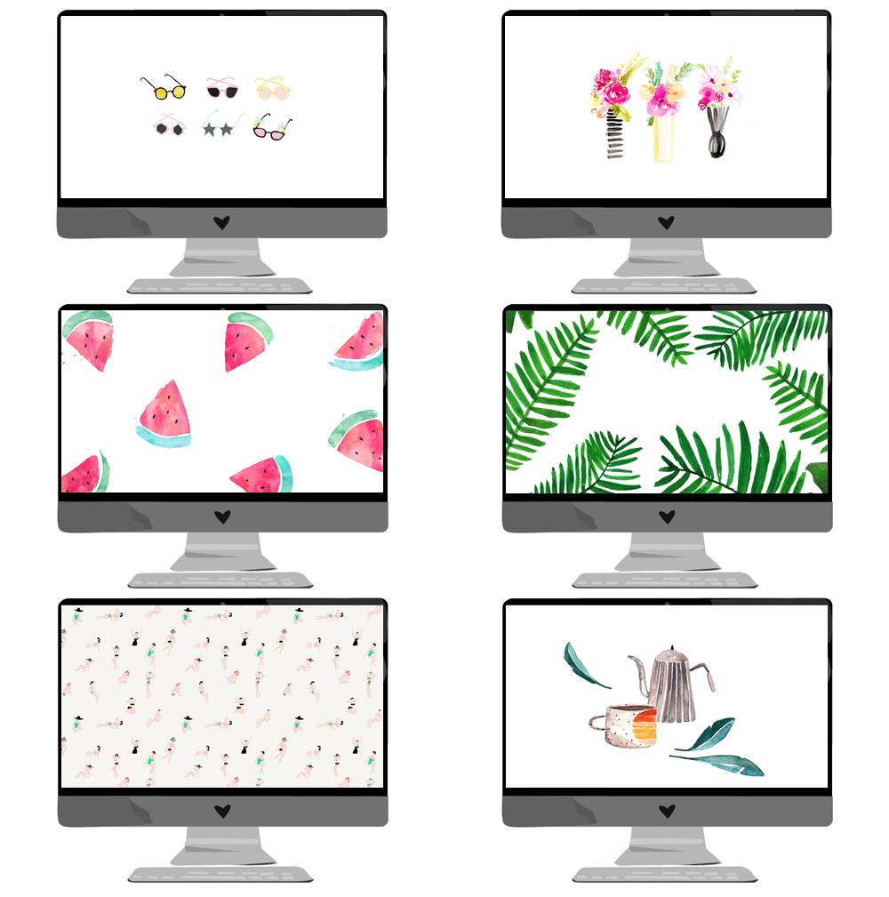 Desktop-Wallpaper-Freebies | we love handmade
