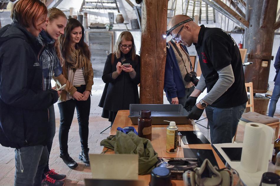 Fotograf Markus Hofstaetter beim CraftCamp 2017 |we love handmade