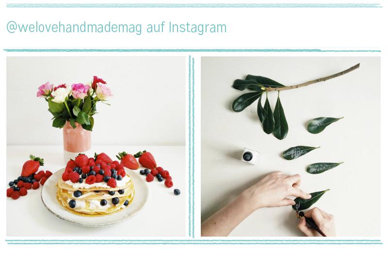 Was ist alles bei uns im April passiert? | we love handmade