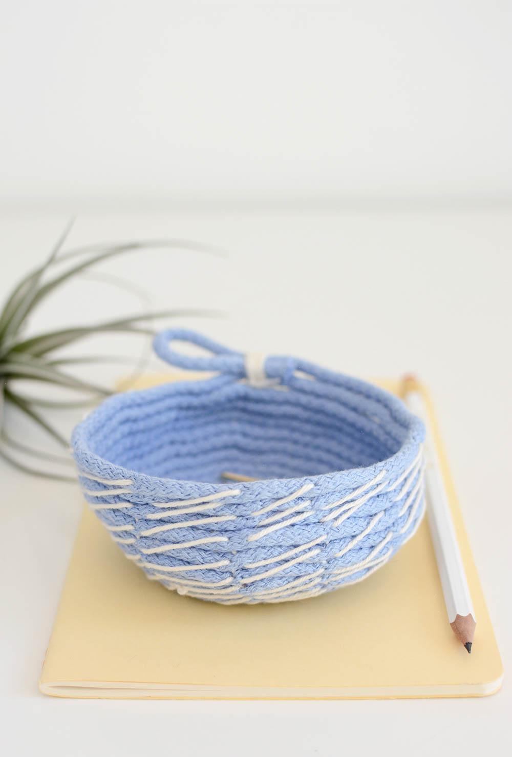 Schale nähen DIY | we love handmade