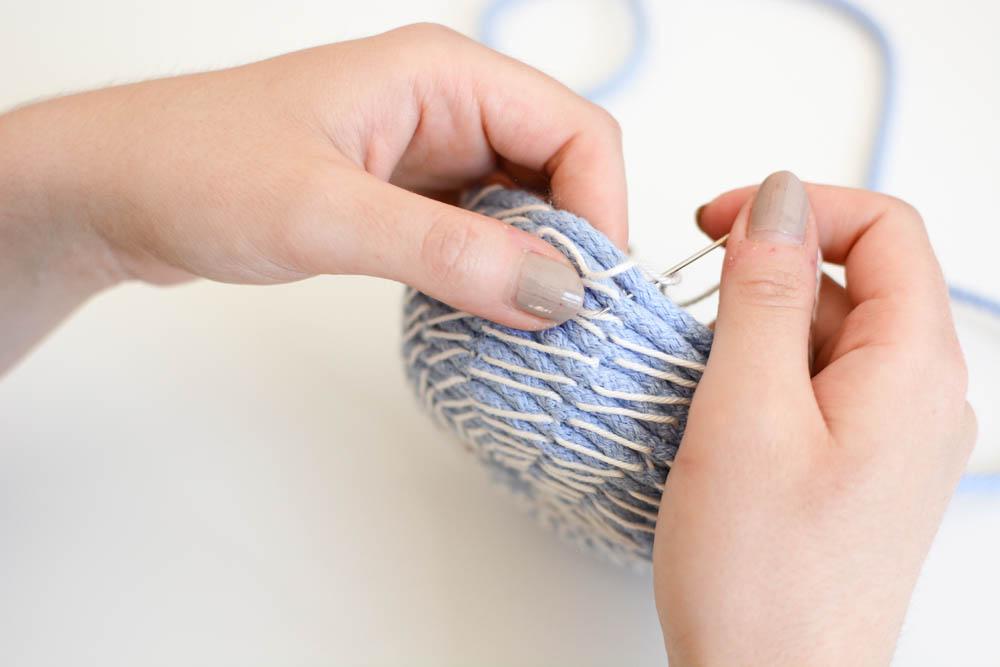Schale nähen | we love handmade