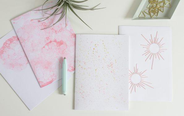 Selbstgemachte Papiere |we love handmade