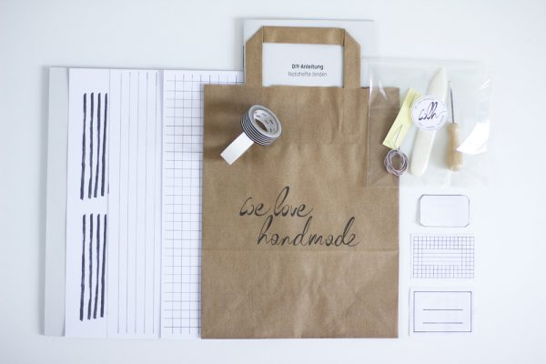 Craft Bag: Buchbinden | we love handmade