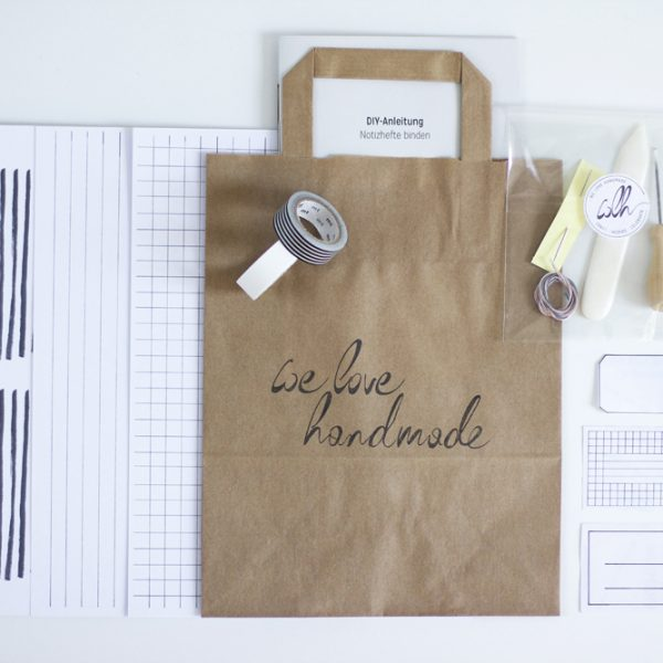 Craft Bag: Buchbinden |we love handmade