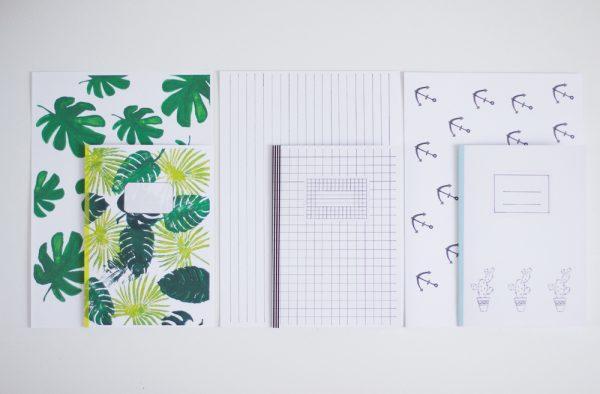 Craft Kits: Notizhefte binden |we love handmade