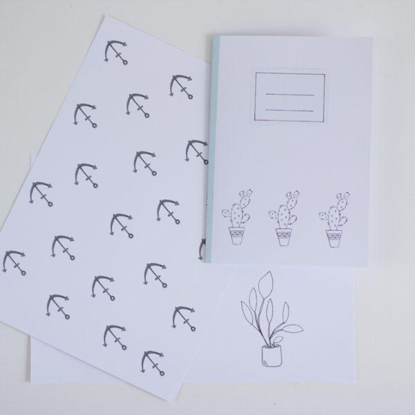 Craft Kit: Illustration  we love handmade