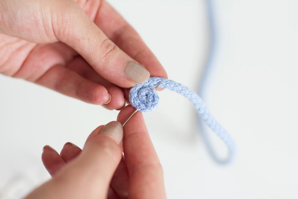 Schüssel aus Seilen | we love handmade